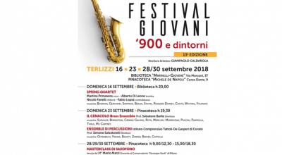 Festival Giovani '900 e dintorni