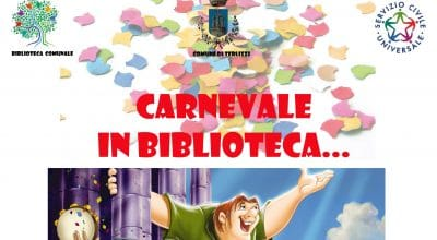 Carnevale in Biblioteca