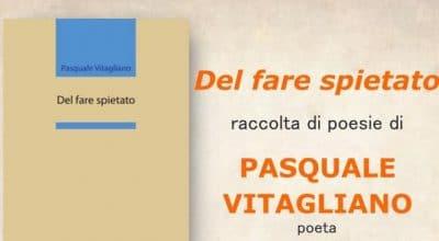 """Presentazione del libro """"Del fare spietato"""" giovedì 7 marzo ore 19.00 presso la Biblioteca di Terlizzi."""